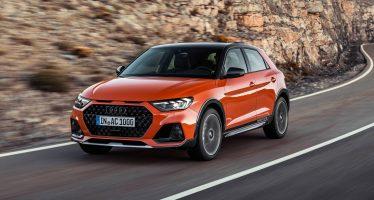Το νέο Audi A1 Citycarver δε θα κολλήσει εύκολα στο χώμα