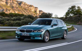 Ένα μυστικό της νέας BMW Σειράς 3 Touring