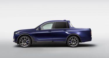 Αυτή η BMW X7 είναι κατάλληλη για αγρότες