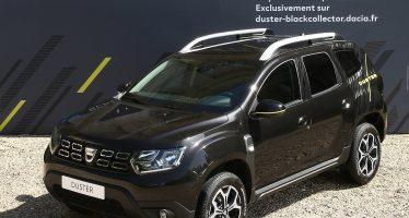 Για λίγους το νέο συλλεκτικό Dacia Duster Black Collector