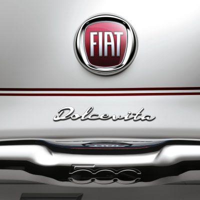 Fiat 500 Dolcevita (1)