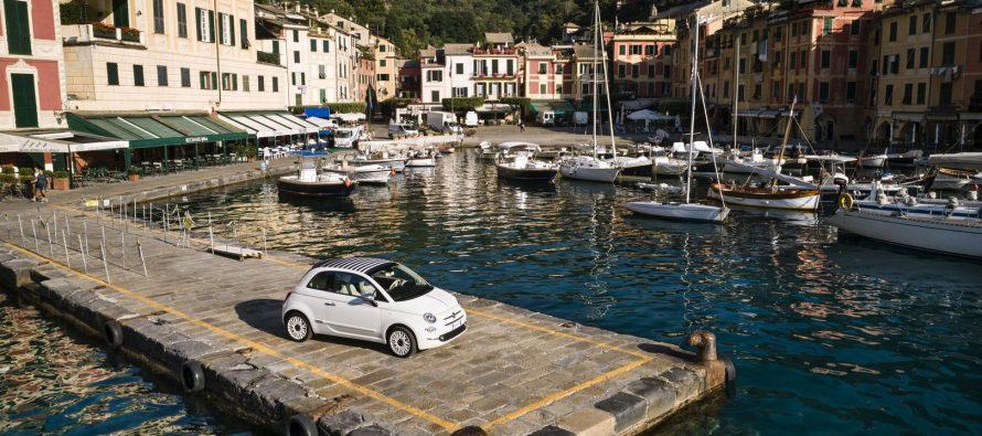 Με αυτό το Fiat 500 κάνεις γλυκιά ζωή (video)