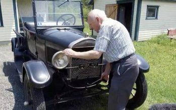 Οδηγεί 70 χρόνια αυτό το Ford Model T
