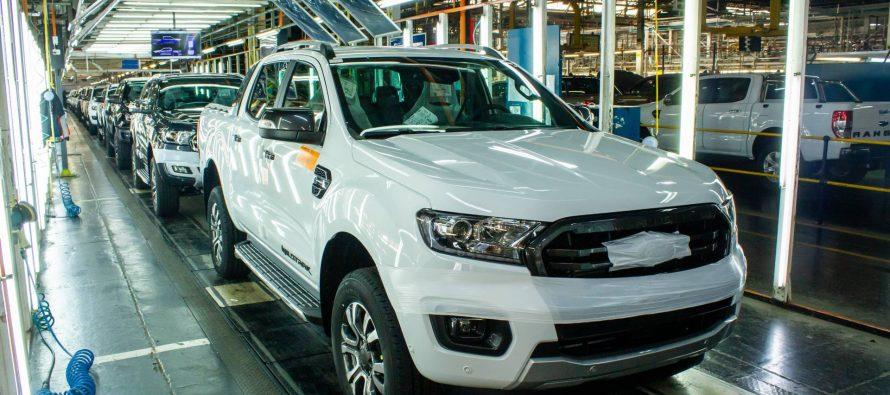 Η Ευρώπη ζητάει περισσότερα Ranger από όσα παράγει η Ford