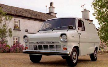Θέλετε να οδηγήσετε ένα Ford Transit του 1965; (video)
