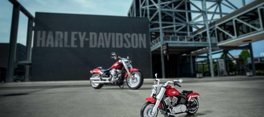 Η Harley-Davidson που έχει μήκος 33 εκατοστά (video)