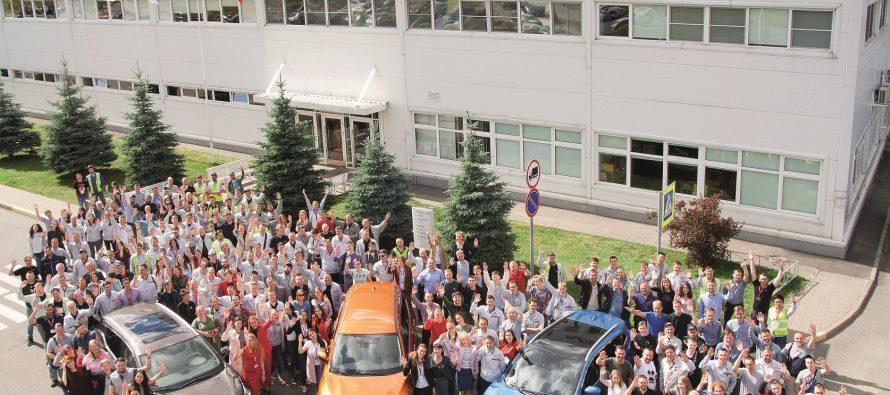 Από τη Ρωσία με αγάπη 370.000 Nissan