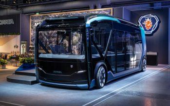 To νέο Scania ΝΧΤ είναι λεωφορείο, φορτηγό και απορριμματοφόρο ταυτόχρονα (video)