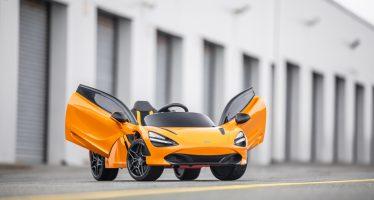 Αυτή η McLaren κοστίζει μόνο 351 ευρώ (video)