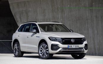 To επετειακό Volkswagen Touareg που κοστίζει πάνω από 80.000 ευρώ