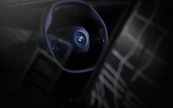 Τιμόνι που δεν έχετε ξαναδεί από την BMW iNEXT