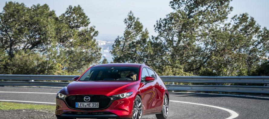 Για ποιο λόγο ανακαλούνται χιλιάδες Mazda 3;