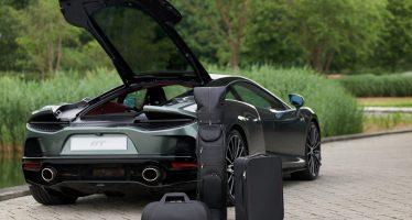 Σετ αποσκευών αξίας άνω των 12.000 ευρώ για τη McLaren GT