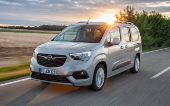 Mε turbo κινητήρα 130 ίππων το Opel Combo Life