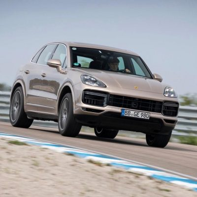 Porsche Cayenne Turbo S E-Hybrid (1)