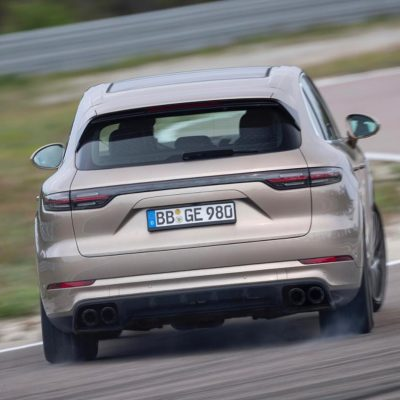 Porsche Cayenne Turbo S E-Hybrid (5)