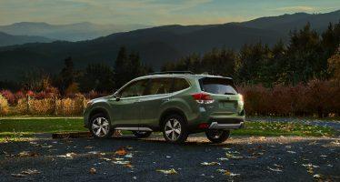 Οι πωλήσεις του Subaru Forester έφτασαν τα δυο εκατομμύρια