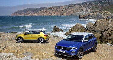Το Volkswagen T-Cross κατακτά πρωτιά στην Ελλάδα