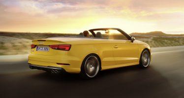 Πείτε αντίο για πάντα στο Audi A3 Cabriolet