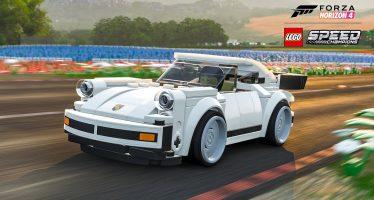 Ψηφιακά τουβλάκια Lego για την Porsche 911 Turbo (video)