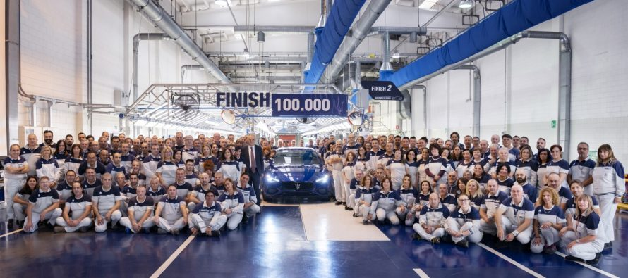 Πόσες Maserati Ghibli πιστεύετε ότι έχουν κατασκευαστεί;