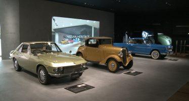 Σπάνια ιστορικά μοντέλα της Nissan που ξυπνούν μνήμες (video)