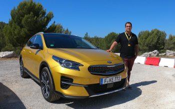 Γνωρίστε τον Έλληνα που έχει άμεση σχέση με το νέο Kia XCeed (video)