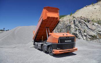 Έξωση στους οδηγούς κάνει το νέο Scania AXL (video)