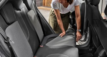 Λερώστε άφοβα τα καθίσματα του νέου Ford Puma (video)