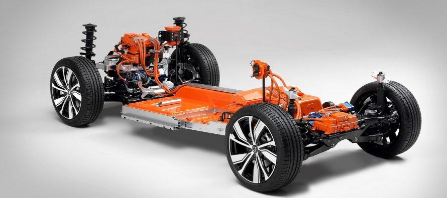 Ποιο θα είναι το πρώτο ηλεκτροκίνητο μοντέλο της Volvo;