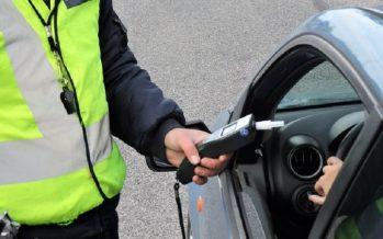 Σε δυο μέρες μόνο εντοπίστηκαν 218 οδηγοί υπό την επήρεια αλκοόλ