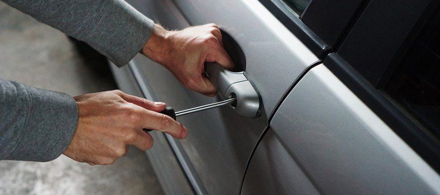 Σύλληψη για 53 διαρρήξεις αυτοκινήτων