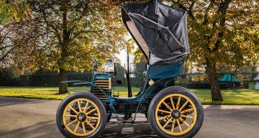 Αυτό το Fiat είναι 120 ετών