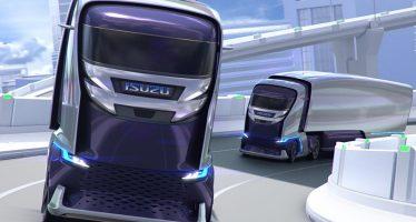 Αυτόνομη και συγχρονισμένη οδήγηση από το Isuzu FL IR
