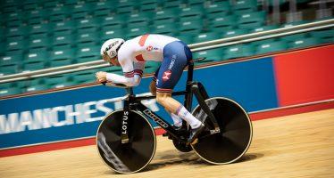To ποδήλατο της Lotus για τους Ολυμπιακούς Αγώνες (video)