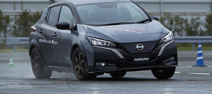 Με 309 ίππους πλέον το ηλεκτροκίνητο Nissan Leaf