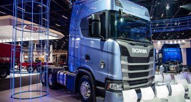 Στη Scania το βραβείο του «Φορτηγού της Χρονιάς 2020»