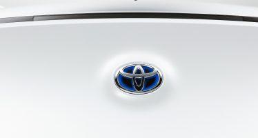 Δωρεά άνω των 82.000 ευρώ από την Toyota