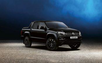 Μαύρο «πέπλο» σκέπασε το Volkswagen Amarok