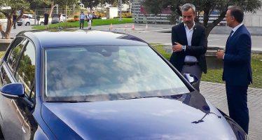 Τι αυτοκίνητο οδηγεί ο Δήμαρχος Θεσσαλονίκης;