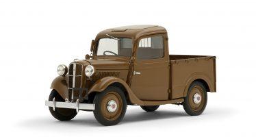 Πόσα ένσημα να έχει αυτό Datsun 17Τ του 1938;