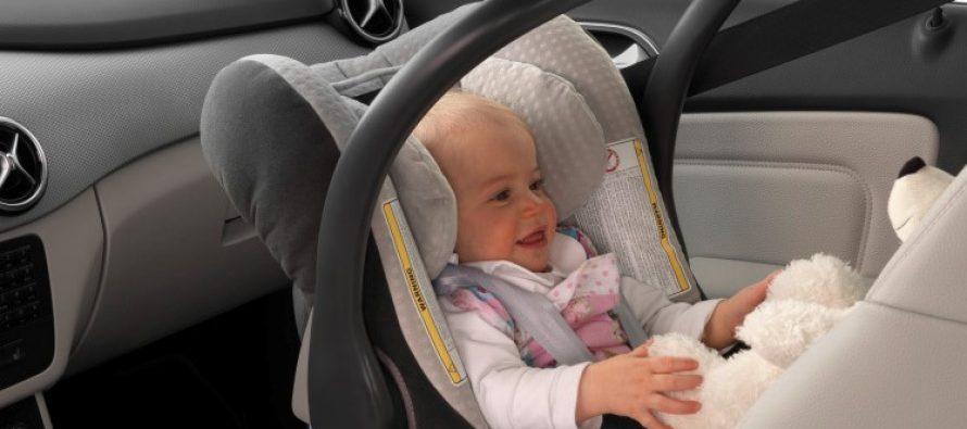 Έτσι η Mercedes νανουρίζει το μωρό σας (video)