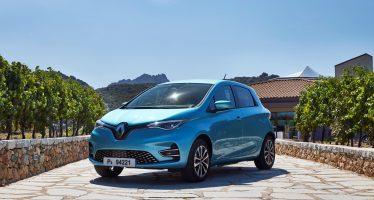 Το ηλεκτροκίνητο Renault Zoe δύσκολα θα σας αφήσει στο δρόμο (video)