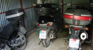 Εξαρθρώθηκε συμμορία που έκλεβε μοτοσικλέτες μεγάλου κυβισμού