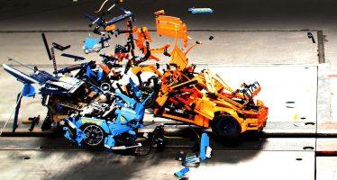 Δείτε τη σύγκρουση μιας Porsche 911 με Bugatti Chiron (video)