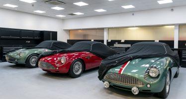 Οι δυο Aston Martin που πωλούνται υποχρεωτικά μαζί στα 7 εκατ. ευρώ