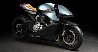 H μοτοσικλέτα της Aston Martin κοστίζει 108.000 ευρώ!