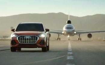 Απόδραση κρατούμενης από αεροπλάνο με τη βοήθεια του Audi Q3 (video)