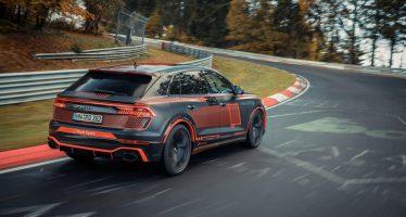 Το νέο Audi RS Q8 είναι το ταχύτερο SUV (video)