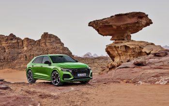 Ποινικά κολάσιμες οι επιδόσεις του νέου Audi RS Q8